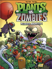 Plants vs. zombies -8- Pelouses maudites !