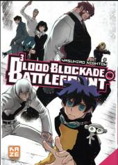Blood Blockade Battlefront -10- Tome 10