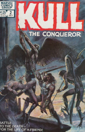 Kull the Conqueror Vol.3 (Marvel comics - 1983) -2- The amulet of Ka