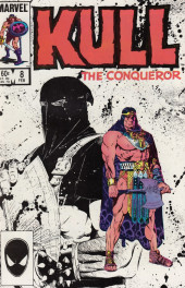 Kull the Conqueror Vol.3 (Marvel comics - 1983) -8- Blade of justice