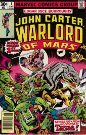 John carter, warlord of mars (1977) -1- The air-pirates of mars
