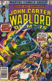 John carter, warlord of mars (1977) -9- Armageddon... at last !