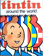 Tintin - Divers (en anglais) -1- Tintin around the world