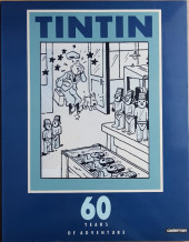 Tintin - Divers (en anglais) -2- 60 Years of Adventure