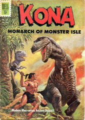 Four Color Comics (Dell - 1942) -1256- Kona, Monarch of Monster Isle