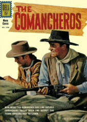 Four Color Comics (Dell - 1942) -1300- The Comancheros