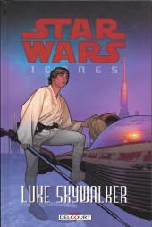 Star Wars - Icones -3a- Luke skywalker