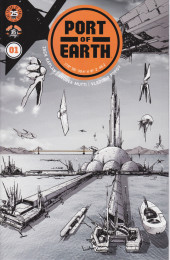 Port Of Earth (2017) -1- Port Of Earth #1