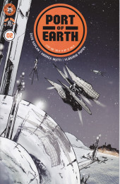 Port Of Earth (2017) -2- Port Of Earth #2