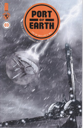 Port Of Earth (2017) -3- Port Of Earth #3