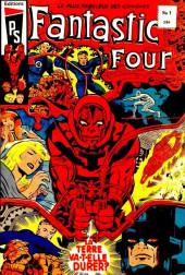 Fantastic Four (Éditions Héritage) -1- La terre va-t-elle durer ?