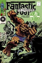 Fantastic Four (Éditions Héritage) -2- Monstre pour toujours