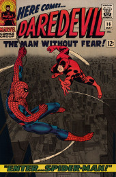 Daredevil Vol. 1 (Marvel - 1964) -16- Enter...Spider-Man!