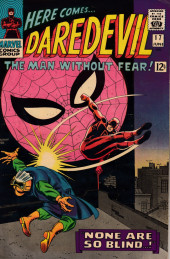 Daredevil Vol. 1 (Marvel - 1964) -17- None are So Blind
