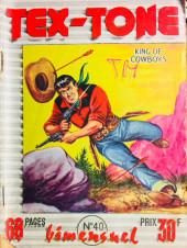 Tex-Tone -40- Tex-Tone et la bataille de Twin Rocks