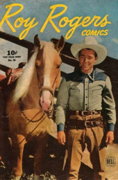 Four Color Comics (Dell - 1942) -86- Roy Rogers comics