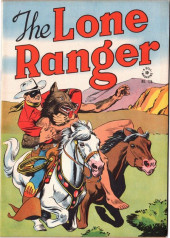 Four Color Comics (Dell - 1942) -136- The Lone Ranger
