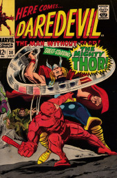 Daredevil Vol. 1 (Marvel - 1964) -30- If there should be a thunder god!