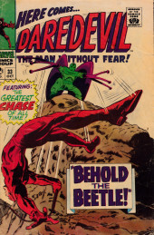 Daredevil Vol. 1 (Marvel - 1964) -33- Behold the Beetle!
