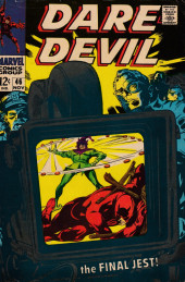 Daredevil Vol. 1 (Marvel - 1964) -46- The final jest