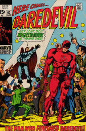 Daredevil Vol. 1 (Marvel - 1964) -62- Quoth the Nighthawk,