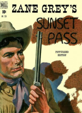 Four Color Comics (Dell - 1942) -230- Zane Grey's Sunset Pass
