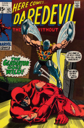 Daredevil Vol. 1 (Marvel - 1964) -63- The Girl... or the Gladiator