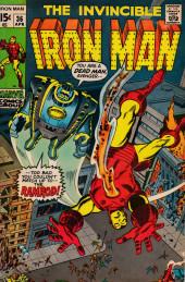 Iron Man Vol.1 (Marvel comics - 1968) -36- Among men stalks the ramrod