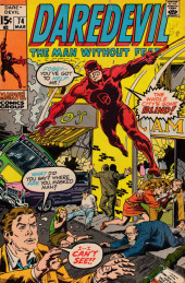 Daredevil Vol. 1 (Marvel - 1964) -74- In the country of the blind