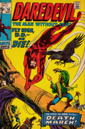 Daredevil Vol. 1 (Marvel - 1964) -76- Deathmarch of El Condor