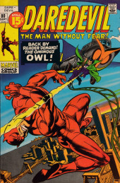 Daredevil Vol. 1 (Marvel - 1964) -80- In the eyes of the Owl