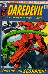 Daredevil Vol. 1 (Marvel - 1964) -82- Now send the Scorpion