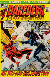 Daredevil Vol. 1 (Marvel - 1964) -83- The Widow accused