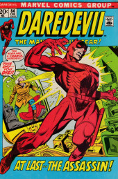 Daredevil Vol. 1 (Marvel - 1964) -84- Night of the assassin