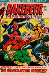 Daredevil Vol. 1 (Marvel - 1964) -85- Night flight