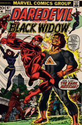 Daredevil Vol. 1 (Marvel - 1964) -97- He who saves
