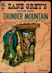 Four Color Comics (Dell - 1942) -246- Zane Grey's Thunder Mountain