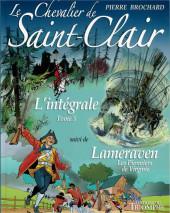 Le chevalier de Saint-Clair -INT3- L'intégrale - Tome 3