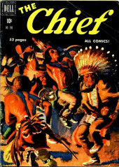 Four Color Comics (Dell - 1942) -290- The Chief