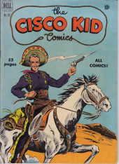 Four Color Comics (Dell - 1942) -292- The Cisco Kid comics