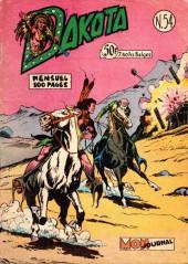 Dakota (Aventures et Voyages) -54- REX : Lester et le Capitaine Warden