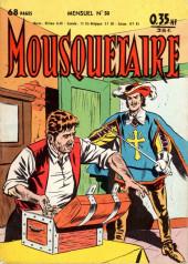 Mousquetaire (Éditions Mondiales) -50- John Gold : La prison de Newgate