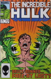 Incredible Hulk (The) (1968) -315- Freedom!