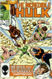 Incredible Hulk (The) (1968) -316- Battleground
