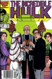 Incredible Hulk (The) (1968) -319- Member of the Wedding