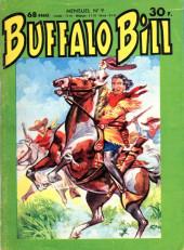 Buffalo Bill (Éditions Mondiales) -9- Les Burns et les Creek