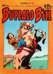 Buffalo Bill (Éditions Mondiales) -39- Une cité veut naître (suite)