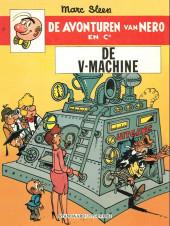 Nero (De Avonturen van) -67- De v-machine