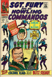 Sgt. Fury and his Howling Commandos (Marvel - 1963) -41-