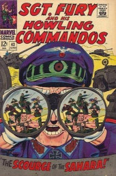 Sgt. Fury and his Howling Commandos (Marvel - 1963) -43-